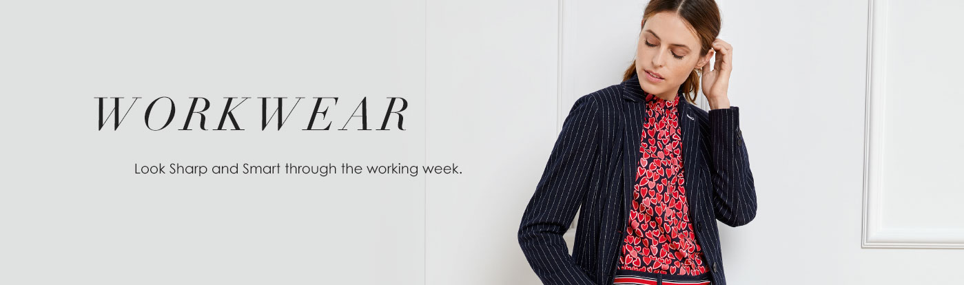 Workwear at Jonzara.com