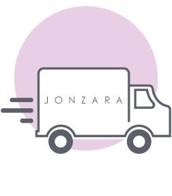 Jonzara offers Free Delivery