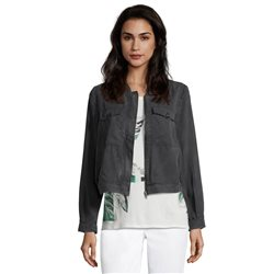 Betty & Co Lyocell Jacket Grey