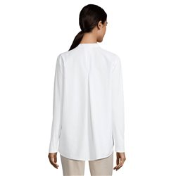 Betty & Co Long Shirt White