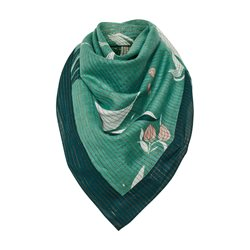 Part Two Adia Scarf Green