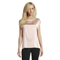 Betty Barclay Cap Sleeve Top Pink