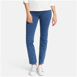 Gerry Weber Five-Pocket Jeans Straight Fit Romy Blue