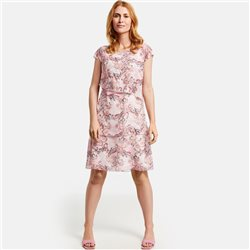 Gerry Weber Patterned Dress Rose