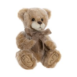 Charlie Bears Goody Two Shoes Beige