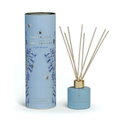 Marmalade Of London English Bluebell Reed Diffuser Blue