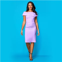 Mellaris Olympia Dress Purple