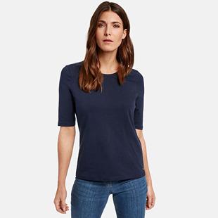 Organic Cotton T-Shirt Navy