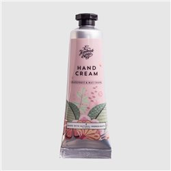 The Handmade Soap Company Graprfruit & May Chang Hand Cream Tube Pink