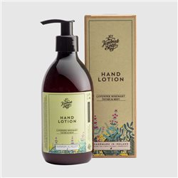 The Handmade Soap Company Lavender/ Rosemary/ Thyme & Mint Hand Lotion Green