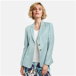 Gerry Weber Lapel Blazer Blue