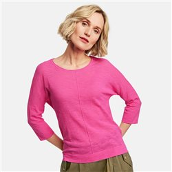 Gerry Weber Jumper With Front Seam Pink