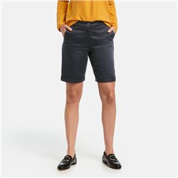 Gerry Weber Shorts With Turn Ups Blue