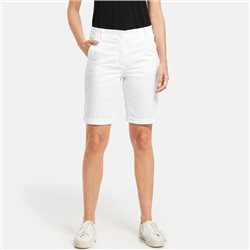 Gerry Weber Shorts With Turn Ups White