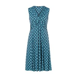 Olsen Summer Sleevless Dress Aqua