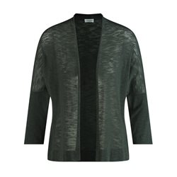 Gerry Weber Short Cardigan Green
