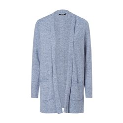 Olsen Cardigan With Decorative Pockets Blue