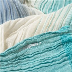 Olsen Ombre Scarf Blue