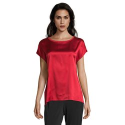 Betty & Co Silky Front Top Red