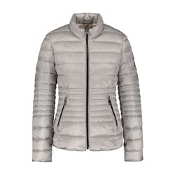 Gerry Weber Quilted Jacket Silver