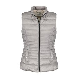 Gerry Weber Quilted Body Warmer Silver