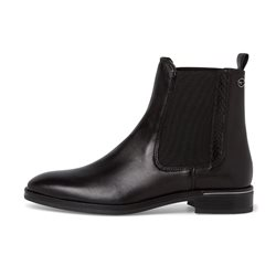 Tamaris Granada Leather Boot Black