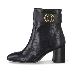 Tamaris Palma High Heel Boot Black