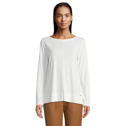Betty & Co Soft Touch Top Off White