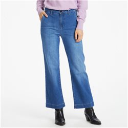 Part Two Elinborg Straight Leg Jean Blue