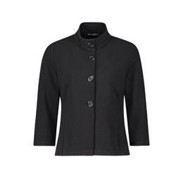 Betty Barclay Sweat Button Jacket Black