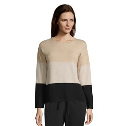 Betty Barclay Mulitcolured Jumper Black