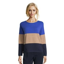 Betty Barclay Mulitcolured Jumper Blue