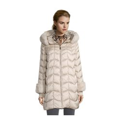 Betty Barclay Down Coat Champagne