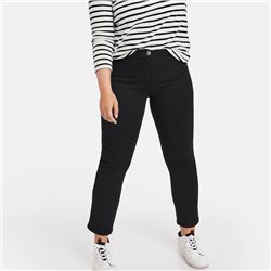 Samoon Betty Stretch Jean Black