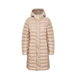 Part Two Eldina Down Padded Coat Beige