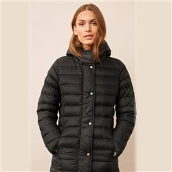 Part Two Eldina Down Padded Coat Black