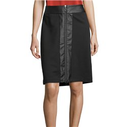 Betty Barclay Zip Front Skirt Black