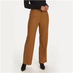 Part Two Emmi Classic Fit Trousers Brown