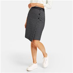 Gerry Weber Wrap Effect Skirt Black