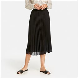 Gerry Weber Pleated Skirt Black