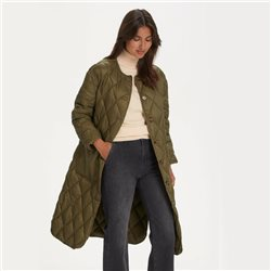 Part Two Eleonora Padded Coat Taupe