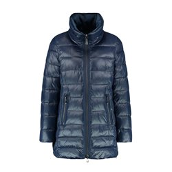 Gerry Weber Padded Outdoor Coat Navy