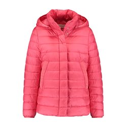 Gerry Weber Short Padded Coat Coral