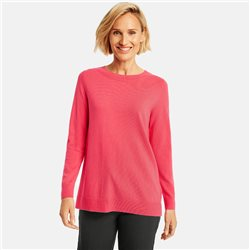 Gerry Weber Fine Knit Wool Mix Jumper Coral