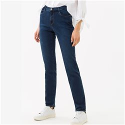 Brax Mary Slim Fit Jean Regular Denim Blue