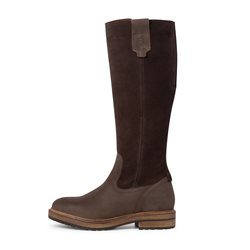 Tamaris Zamora Knee High Boot Brown