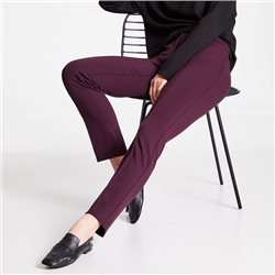 Gerry Weber Luxe Trousers Aubergine