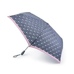 Fulton Flower Power Umbrella Purple