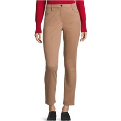 Betty Barclay Cotton Jean Camel