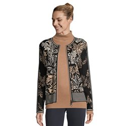 Betty Barclay Fine Knit Cardigan Black